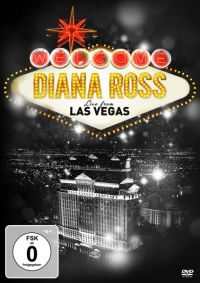 Cover Diana Ross - Live From Las Vegas [DVD]